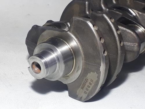 virabrequim  ap 2.0 aço forjado (turbo ,aspirado )