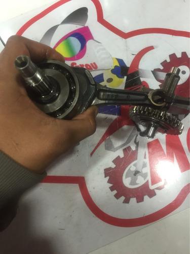 virabrequim completo original twister/tornado alemão motos