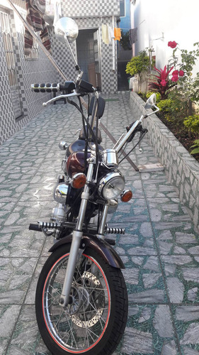 virago 250 moto