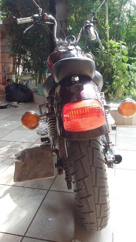 virago 250 moto yamaha