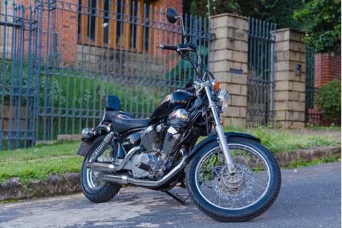 virago 250 yamaha custom