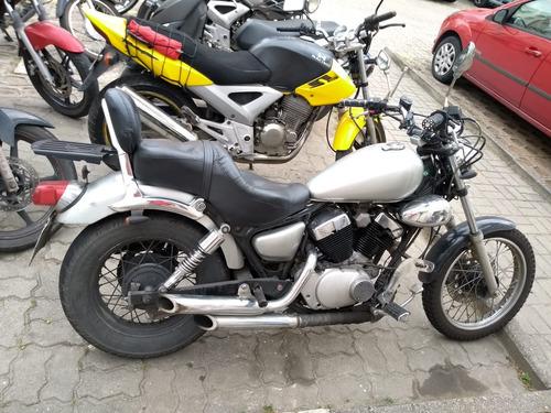 virago, viraguinho 250