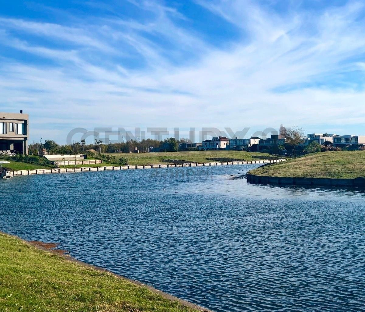 virazon nordelta - lotes en exclusiva al agua sobre lago central