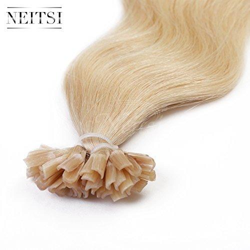 virgen 20 25s paquete 1g s 100% cabello humano remy u u tip