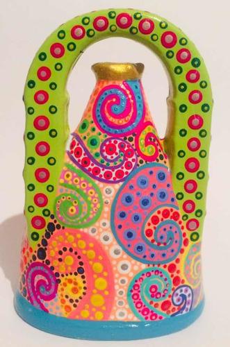 virgen de coromoto 14 cms en cerámica diseños modernos