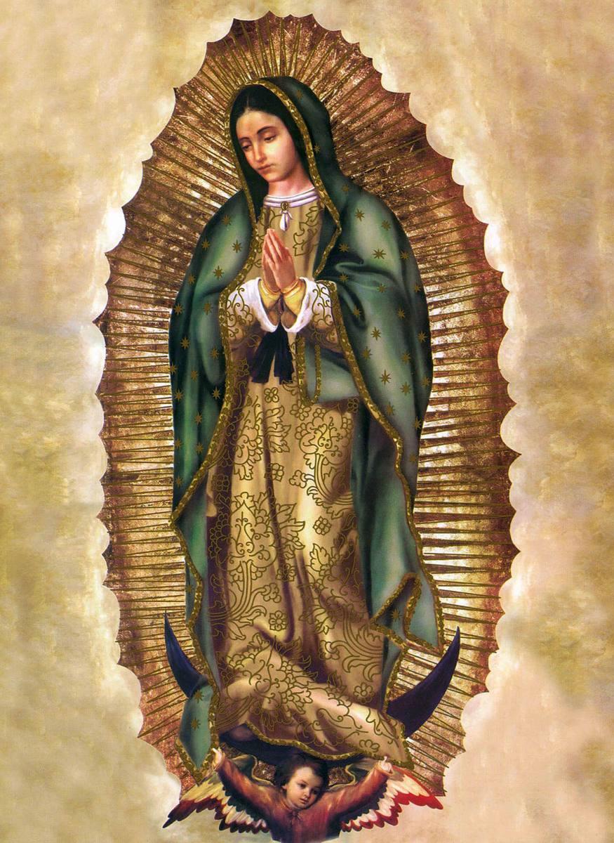 Virgen de guadalupe 2 litograf as 6 posters en mercado libre - Images of la virgen de guadalupe ...