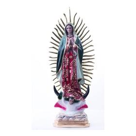 Virgen De Guadalupe De 50cm