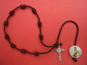 43da100181b8 Virgen Del Carmen Y Cruz De San Benito Lote De 100 Pulseras