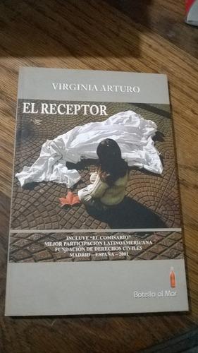 virginia arturo. el receptor y otros cuentos