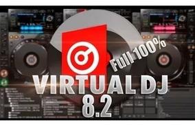 Virtual Dj 8 Pro Infinity Com Pacote De Skins E Plugins