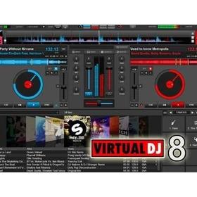 Virtual Dj 8 Pro Todos Los Controladores