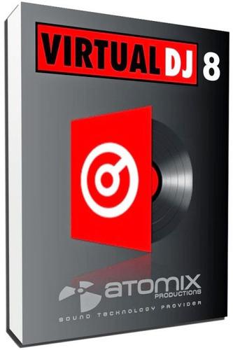 virtual dj 8.2 licencia pro infinity 2018 + install asistida