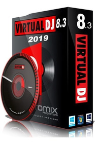 Virtual Dj 8 3 2019 + Resolume 6 / Mac / Pc + 14 Gb Loop 4k