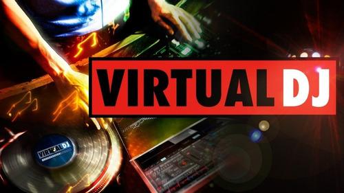 virtual dj 8.4 + pcdj p2 + serato + dj future + pcdj dex