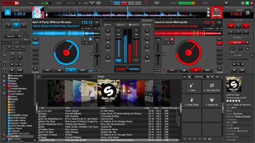 virtual dj pro full + curso + win/mac (envio rapido)