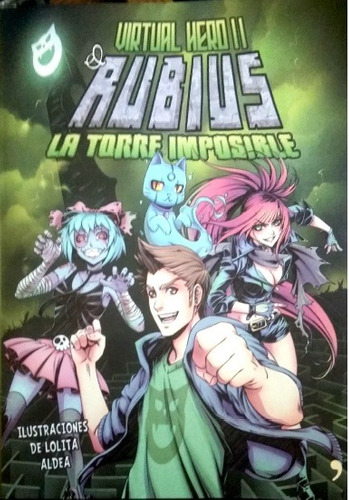 virtual hero 1 - 2 - 3 el rubius