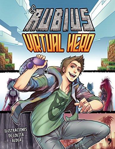 virtual hero (cómic elrubius 1);. envío gratis 25 días