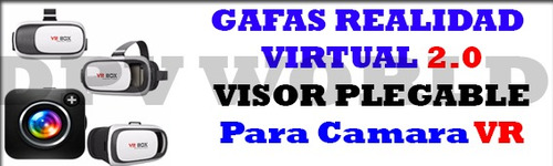 virtual ios gafas realidad