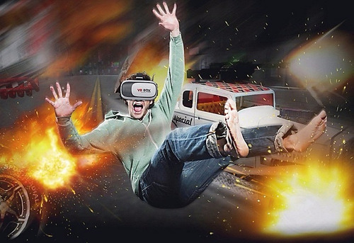 virtual ios gafas realidad