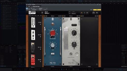 virtual mix rack slate digital vst plugins gama alta
