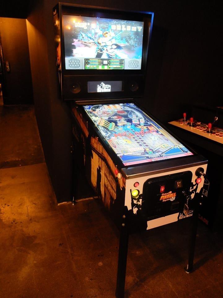 Virtual Pinball Argentino Classic One 40/17/32 + Multijuego!