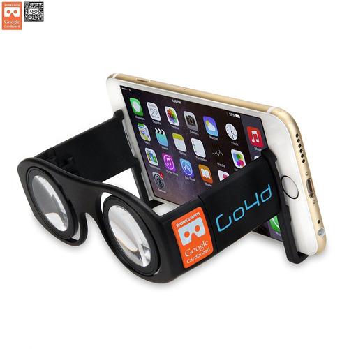 virtual reality goggles goggle tech c1-glass 3d glas -negro