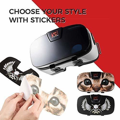 virtual telefono gafas realidad