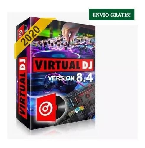 virtualdj pro 2020 v8.4.5308 - mezclador de música