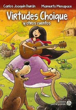 virtudes choique y otros cuentos