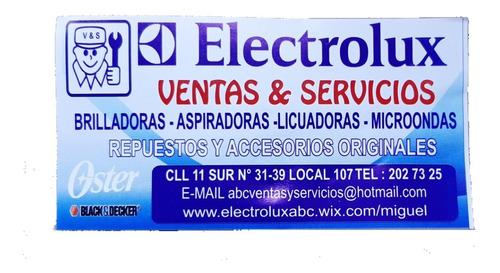 virutas abrasivas brilladora electrolux bc 10 juego