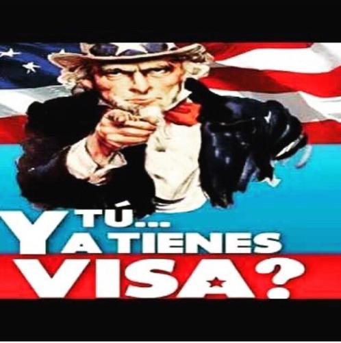 visa eeuu-  tramite- visa canada