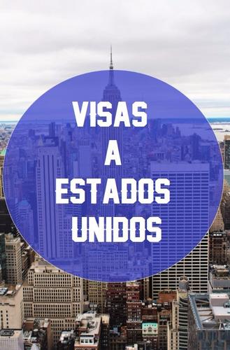 visa turista a eeuu (b1/b2)