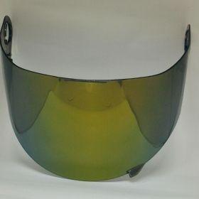 viseira 2 mm  capacete mixs gladiator saldão
