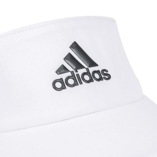 Viseira  adidas Climalite (branco)  praia  triathlon - R  144 429d63214c4