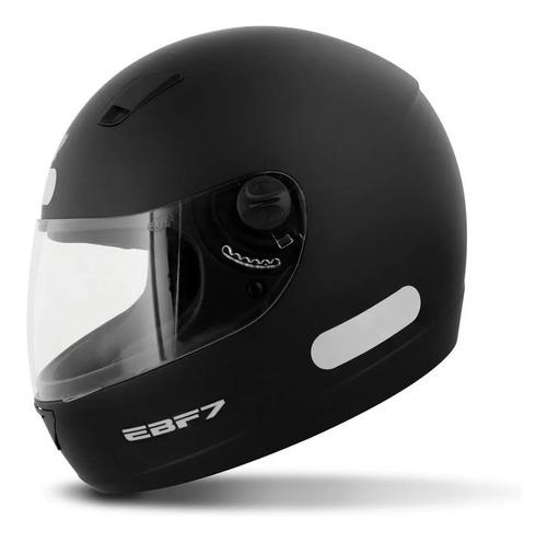 viseira capacete ebf 7 new orion gt carbon original + nf