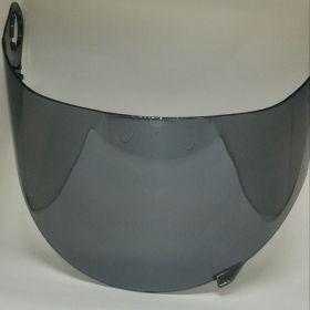 viseira espelhada cromo  capacete mixs gladiator polivisor