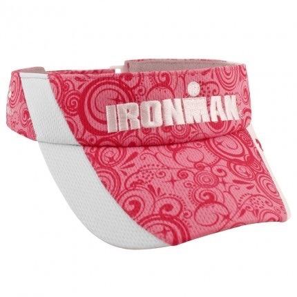 viseira ironman feminina - original com etiqueta