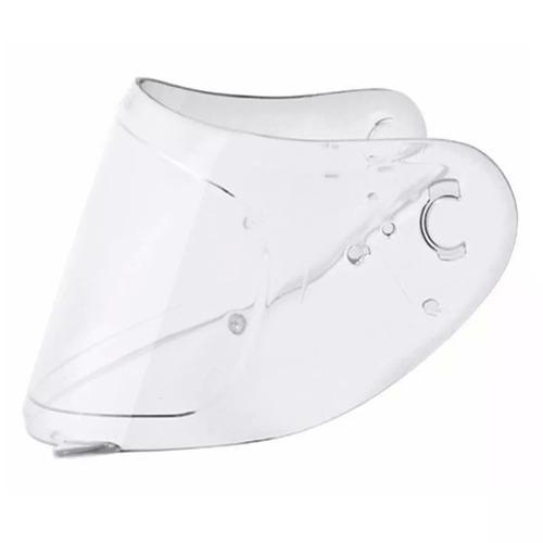 viseira mt capacete thunder 3 / stinger / revenge/v12 clear