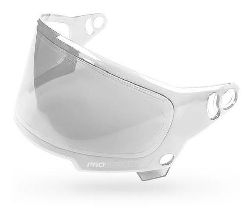 viseira original capacete bell eliminator transparente