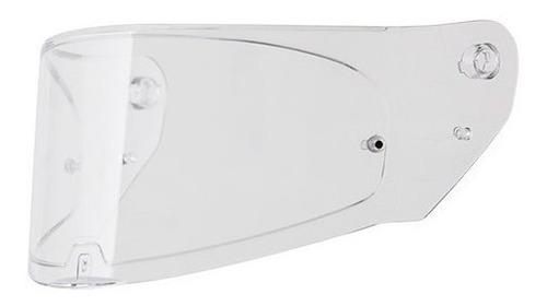 viseira original capacete ls2 ff320 e ff353 transparente