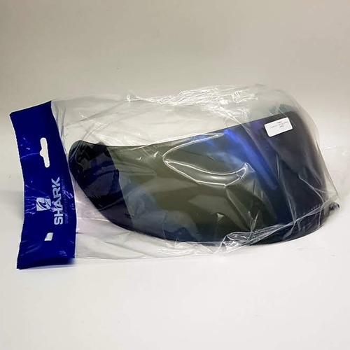 viseira original capacete shark ridill e s700 iridium