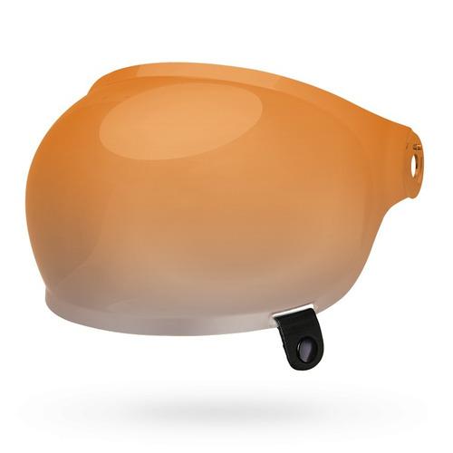viseira original para capacete bell bullitt amber gradiente