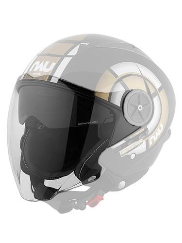 viseira para capacete nau