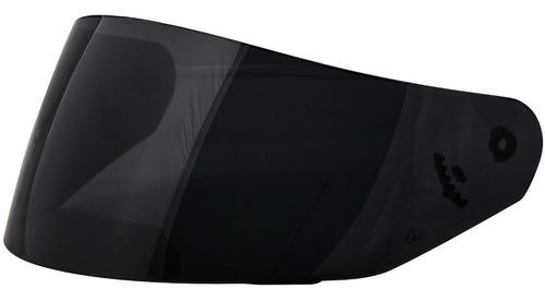 viseira para capacete norisk ff391 fume escura original