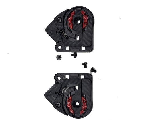 viseira + reparo original capacete ls2 ff323 arrow