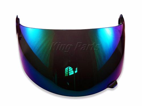 viseira visor 2.2 camaleão polivisor - shark s500 air rsf 2