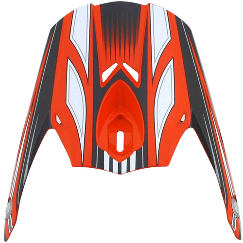 visera afx fx-21 repuesto naranja