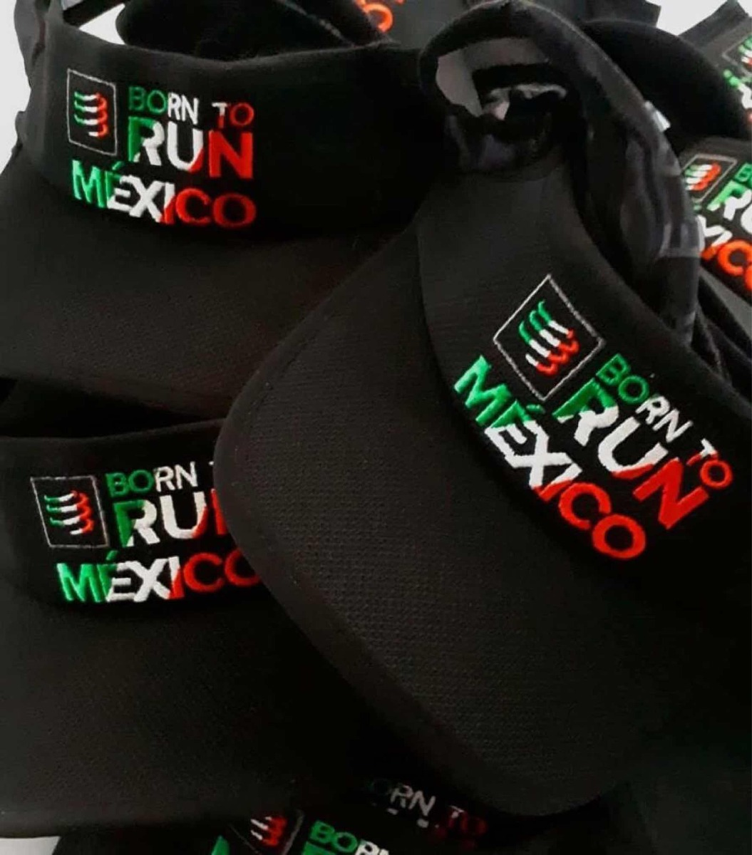 Image result for visor run mexico compressport