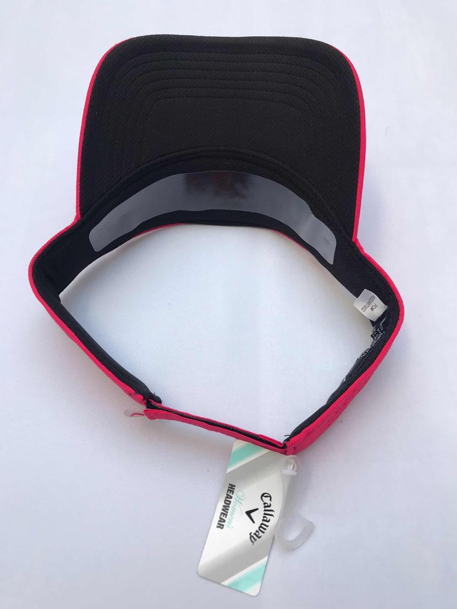 ac52496de2504 visera gorra callaway golf deporte dama puma mujer envío niñ. Cargando zoom.