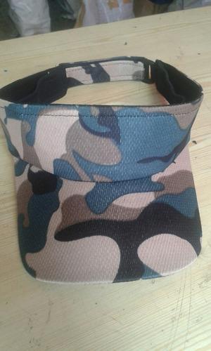 viseras camuflaje tela deportiva para bordar estampar.